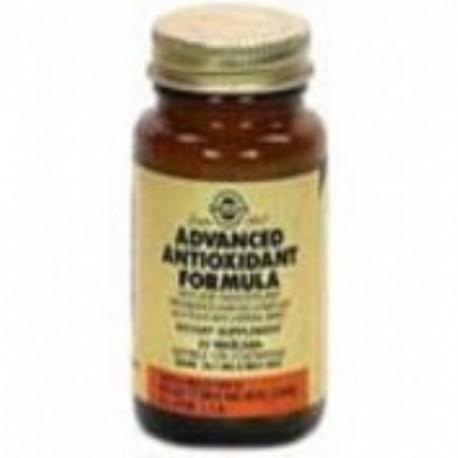 Solgar Formula Antioxidante Avanzada 30 caps