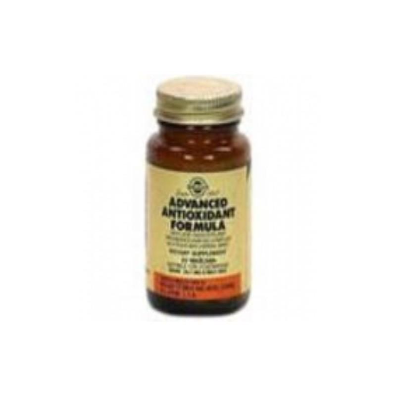 Solgar Formula Antioxidante Avanzada 60 caps