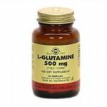 Solgar L-Glutamina 500 mg 50 caps.