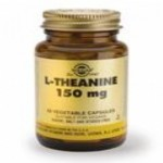 Solgar L-Teanina 150 mg. 60 caps.
