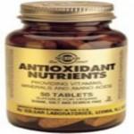 Solgar Nutrientes Antioxidantes 50 comp
